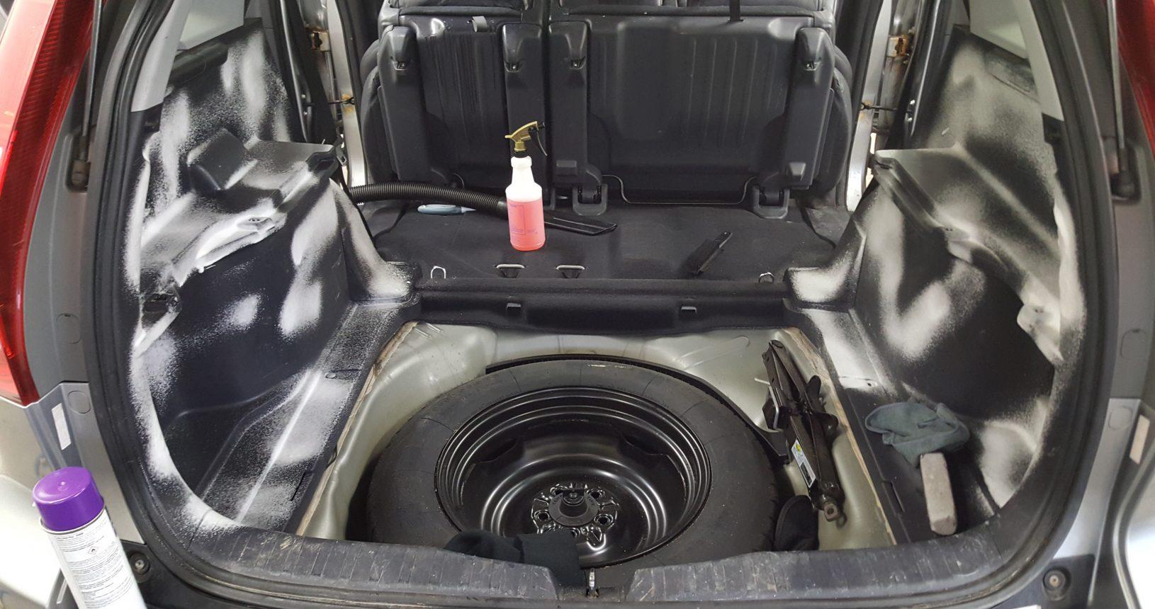 detailing car wash