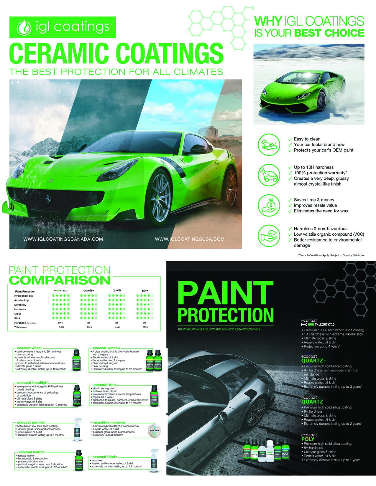 IGL Ceramic Coating