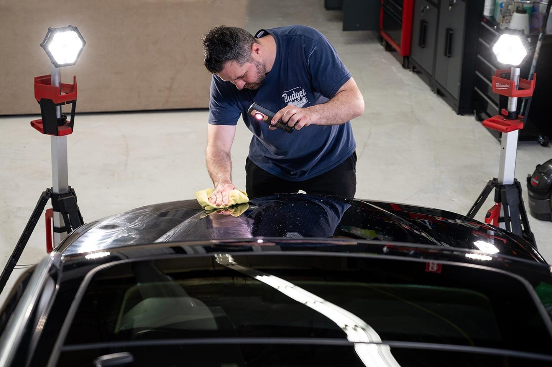 car washes vs car detailing